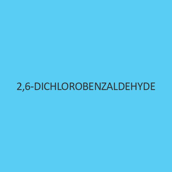 2 6 Dichlorobenzaldehyde