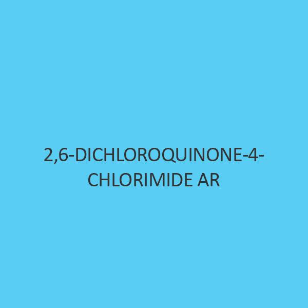 2 6 Dichloroquinone 4 Chlorimide AR