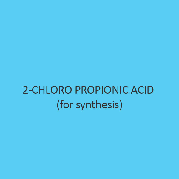 2 Chloro Propionic Acid For Synthesis