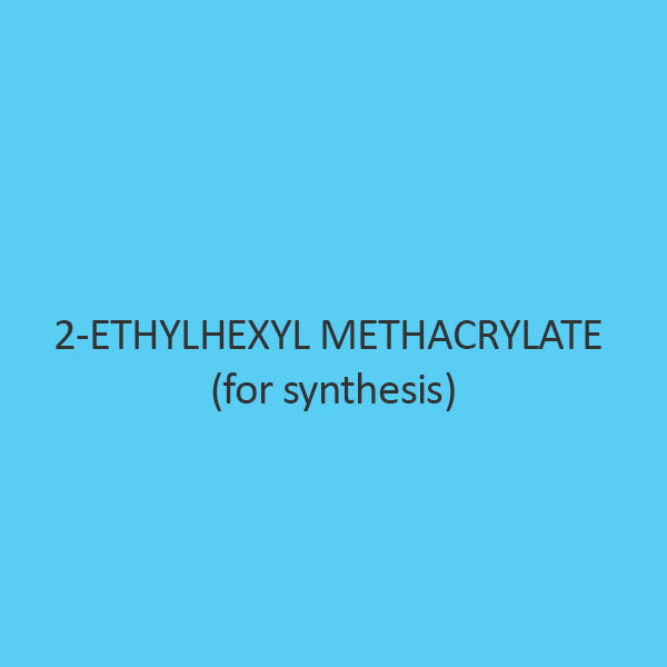 2 Ethylhexyl Methacrylate (For Synthesis)