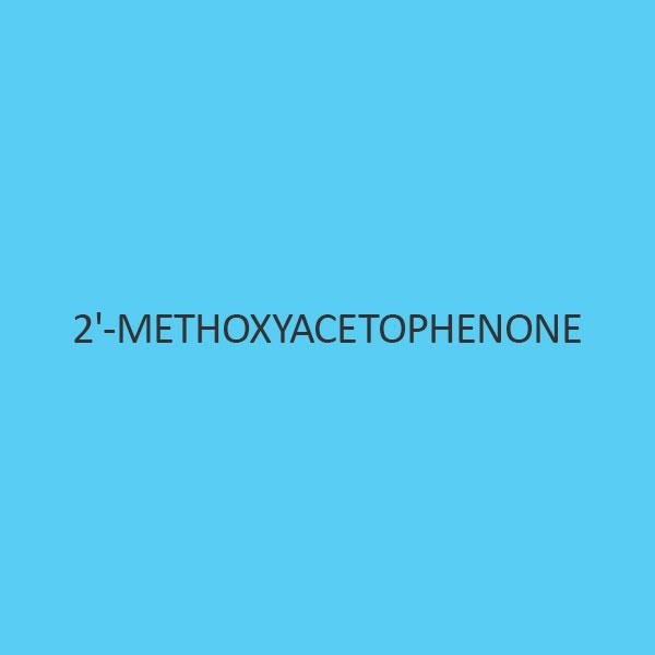 2 Methoxyacetophenone