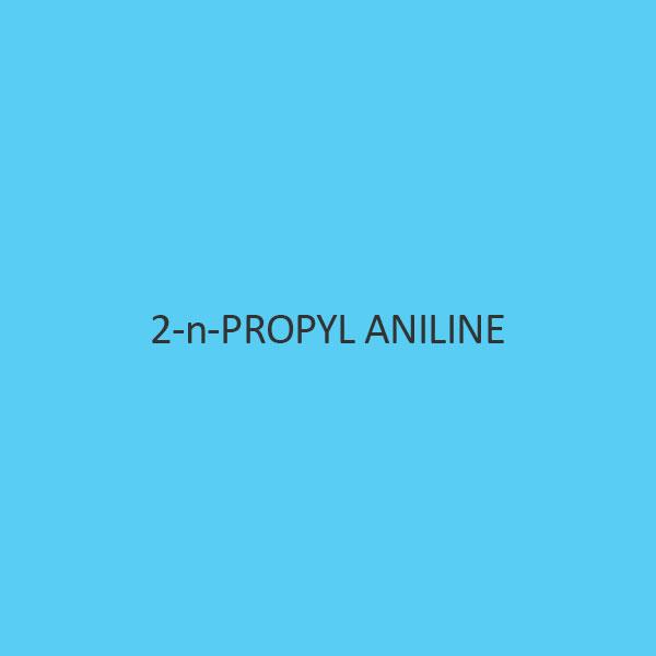 2 N Propyl Aniline