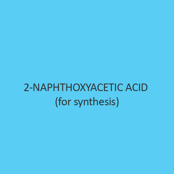 2 Naphthoxyacetic Acid (For Synthesis)
