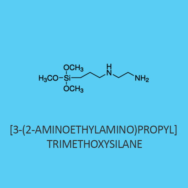3 2 Aminoethylamino Propyl Trimethoxysilane