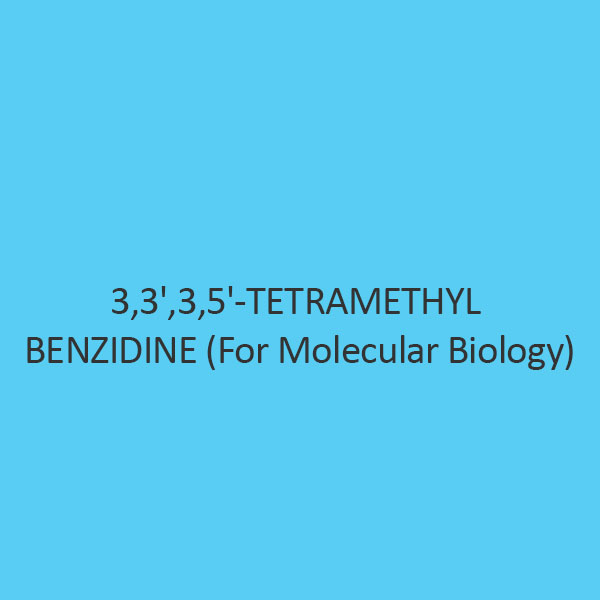 3 3 3 5 Tetramethyl Benzidine