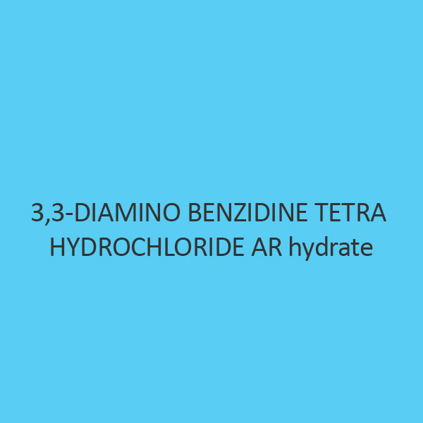 3 3 Diamino Benzidine Tetra Hydrochloride AR Hydrate