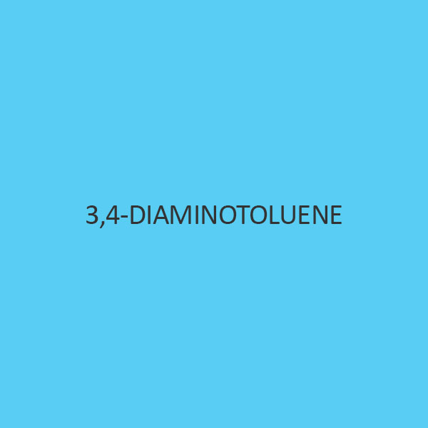 3 4 Diaminotoluene