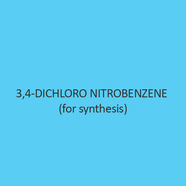 3 4 Dichloro Nitrobenzene (For Synthesis)