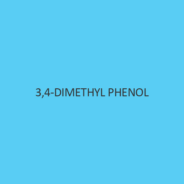 3 4 Dimethyl Phenol