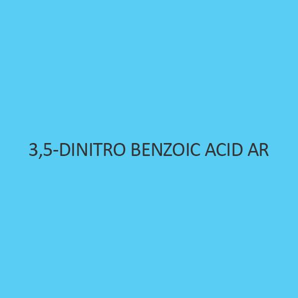 3 5 Dinitro Benzoic Acid AR