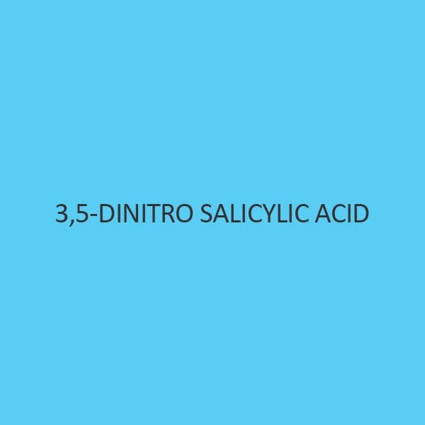 3 5 Dinitro Salicylic Acid (For Synthesis)