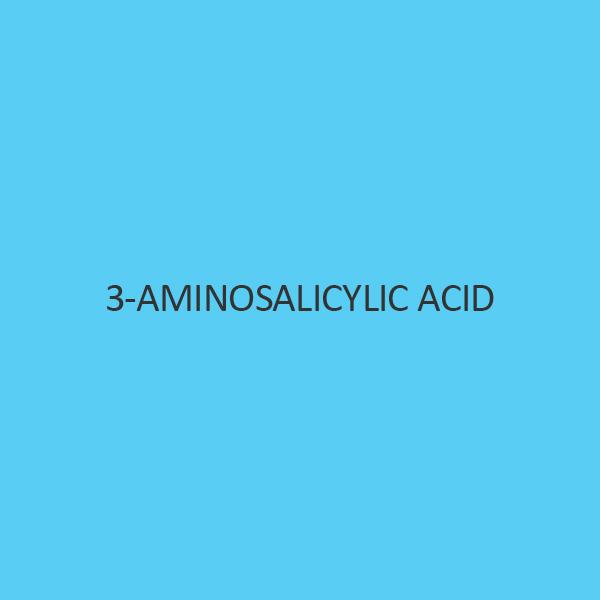 3 Aminosalicylic Acid