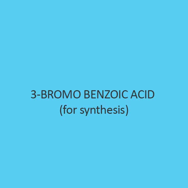 3 Bromo Benzoic Acid For Synthesis