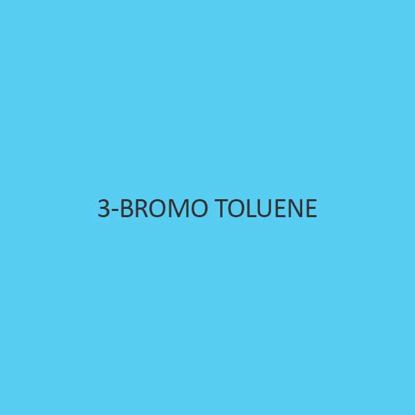 3 Bromo Toluene