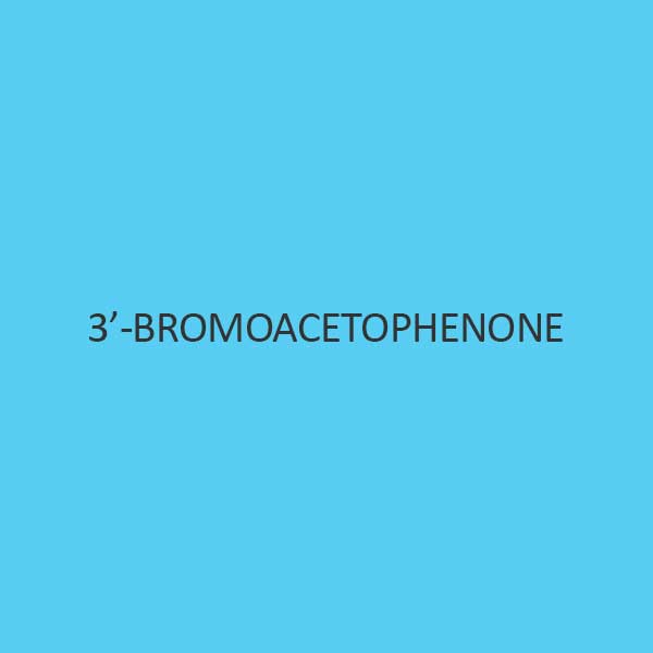 3 Bromoacetophenone