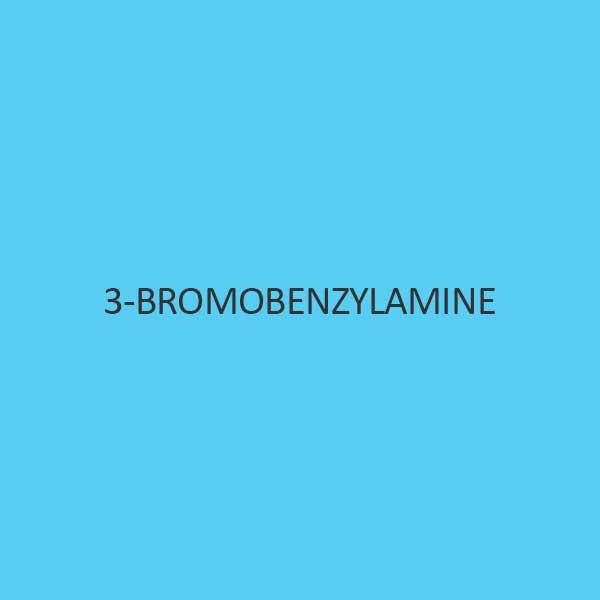 3 Bromobenzylamine