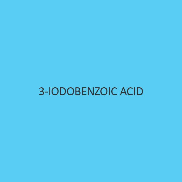 3 Iodobenzoic Acid