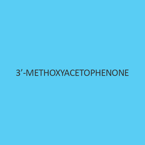 3 Methoxyacetophenone