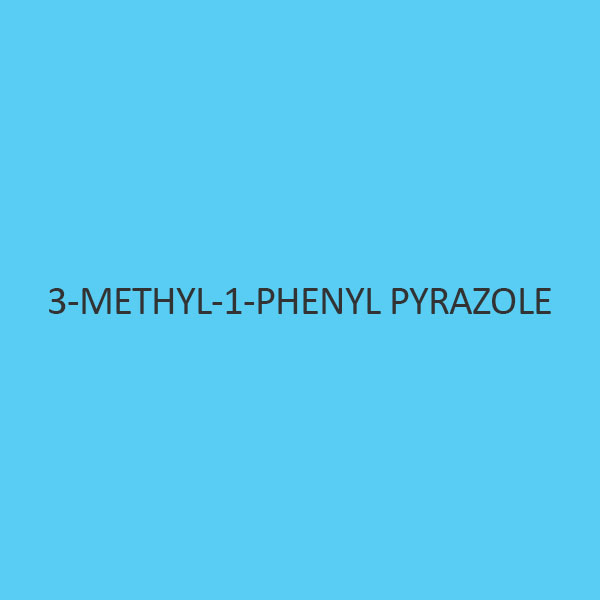 3 Methyl 1 Phenyl Pyrazole