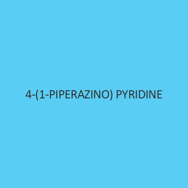 4 (1 Piperazino) Pyridine