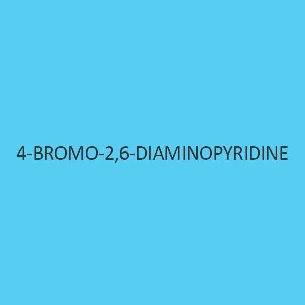 4 Bromo 2 6 Diaminopyridine