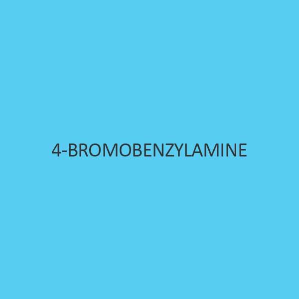 4 Bromobenzylamine