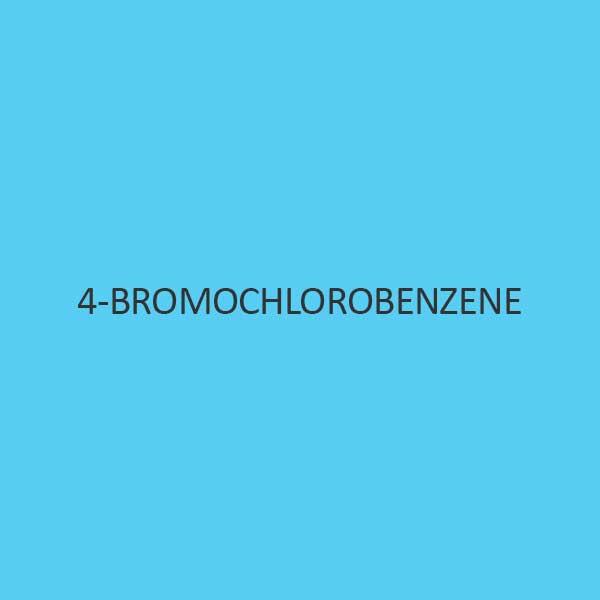 4 Bromochlorobenzene