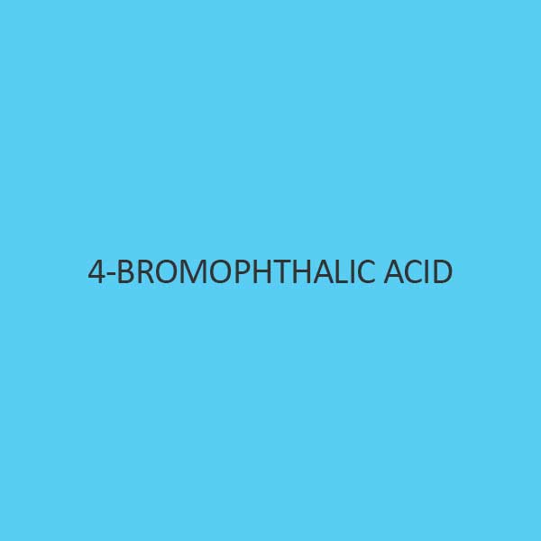 4 Bromophthalic Acid