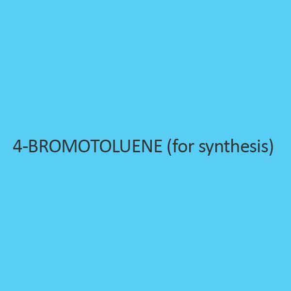 4 Bromotoluene For Synthesis