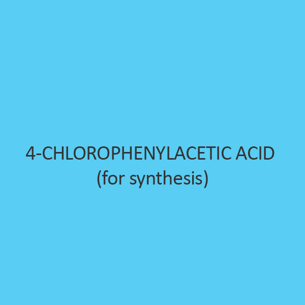 4 Chlorophenylacetic Acid For Synthesis