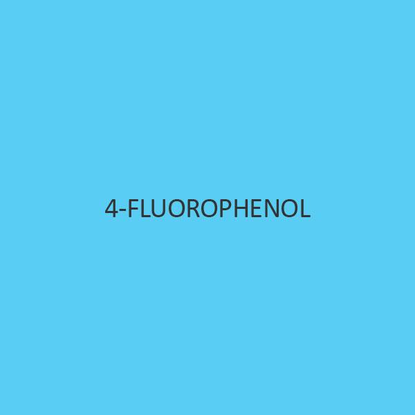 4 Fluorophenol
