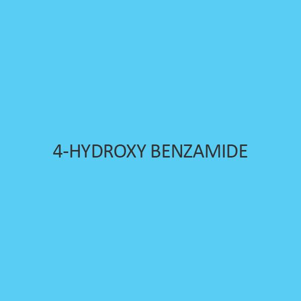4 Hydroxy Benzamide