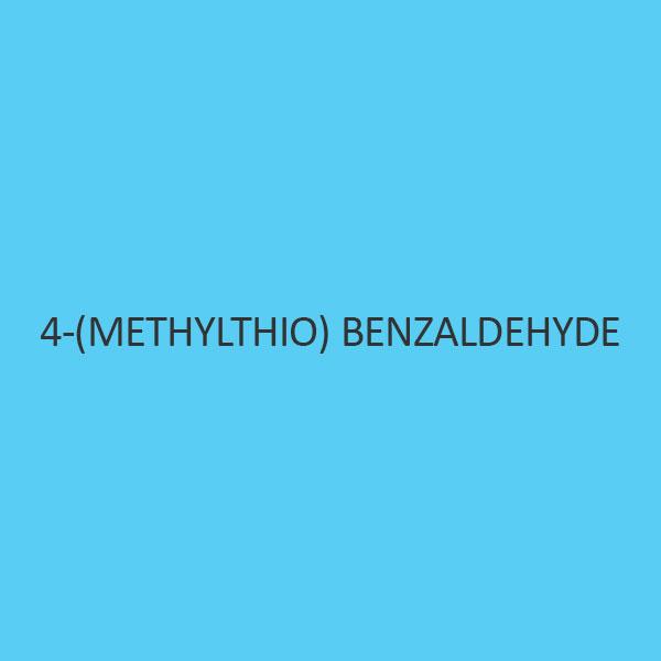 4 (Methylthio) Benzaldehyde