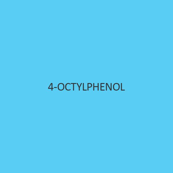 4 Octylphenol
