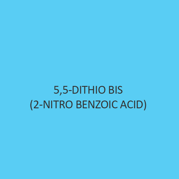 5 5 Dithio Bis (2 Nitro Benzoic Acid) Extra Pure (Dtnb)