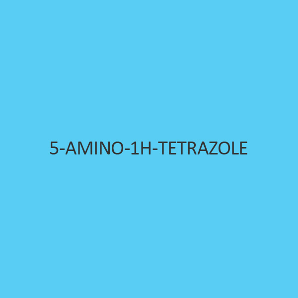 5 Amino 1H Tetrazole
