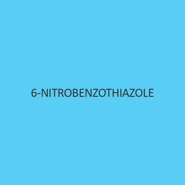 6 Nitrobenzothiazole