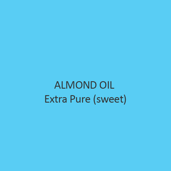 Almond Oil Extra Pure Sweet