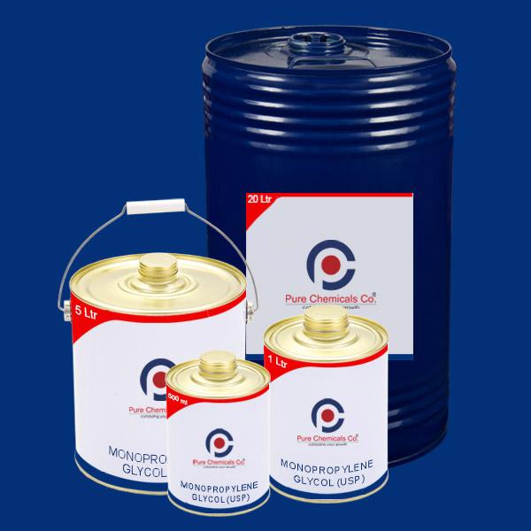 Monopropylene Glycol (USP)