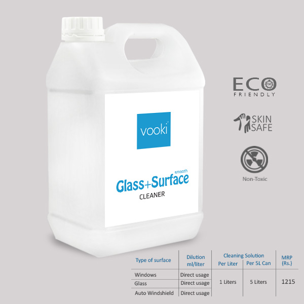 Where to buy VOOKI Glass Surface Cleaner