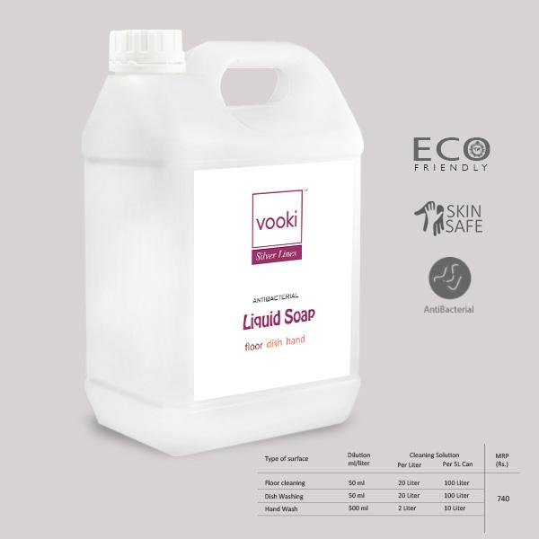 VOOKI Liquid Soap