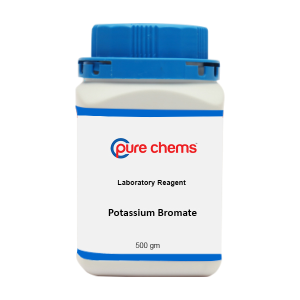 Where to buy Potassium Bromate LR 500GM
