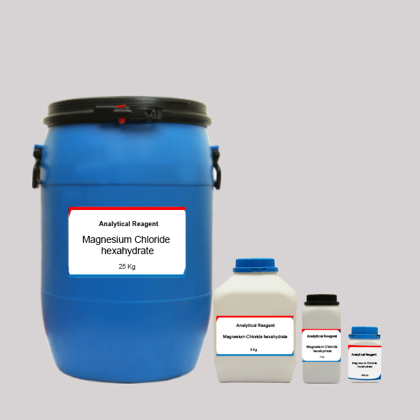 Magnesium Chloride hexahydrate AR