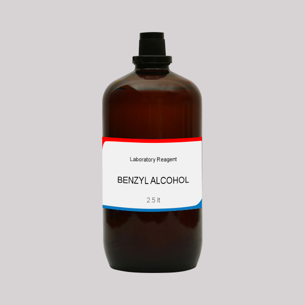 Where to buy BENZYL ALCOHOL LR 2.5 Litre