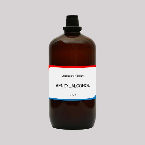 BENZYL ALCOHOL LR 2.5 Litre