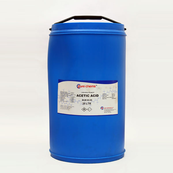 Where to buy Acetic Acid LR 25Ltr