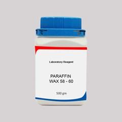 PARAFFIN WAX 58~60C 500GM LR