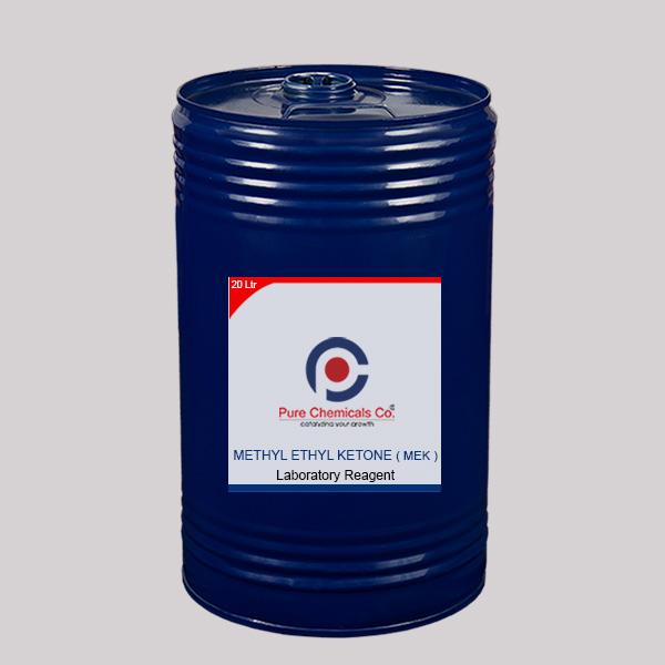 Methyl Ethyl Ketone LR 25Litre