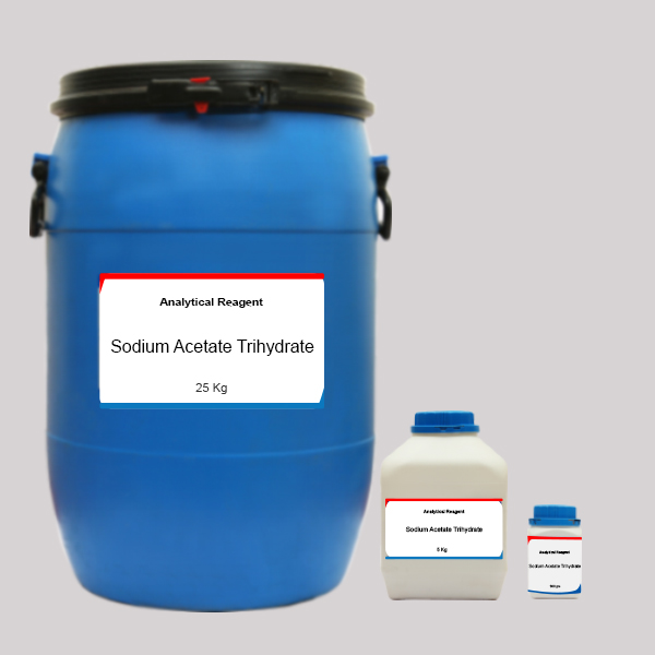 Sodium Acetate Trihydrate AR