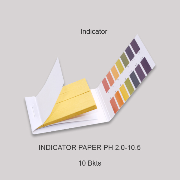Indicator Paper Ph 2.0 10.5
